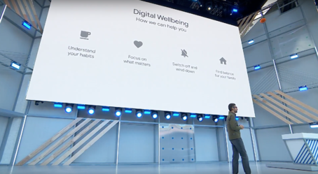 Google Digital Wellbeing